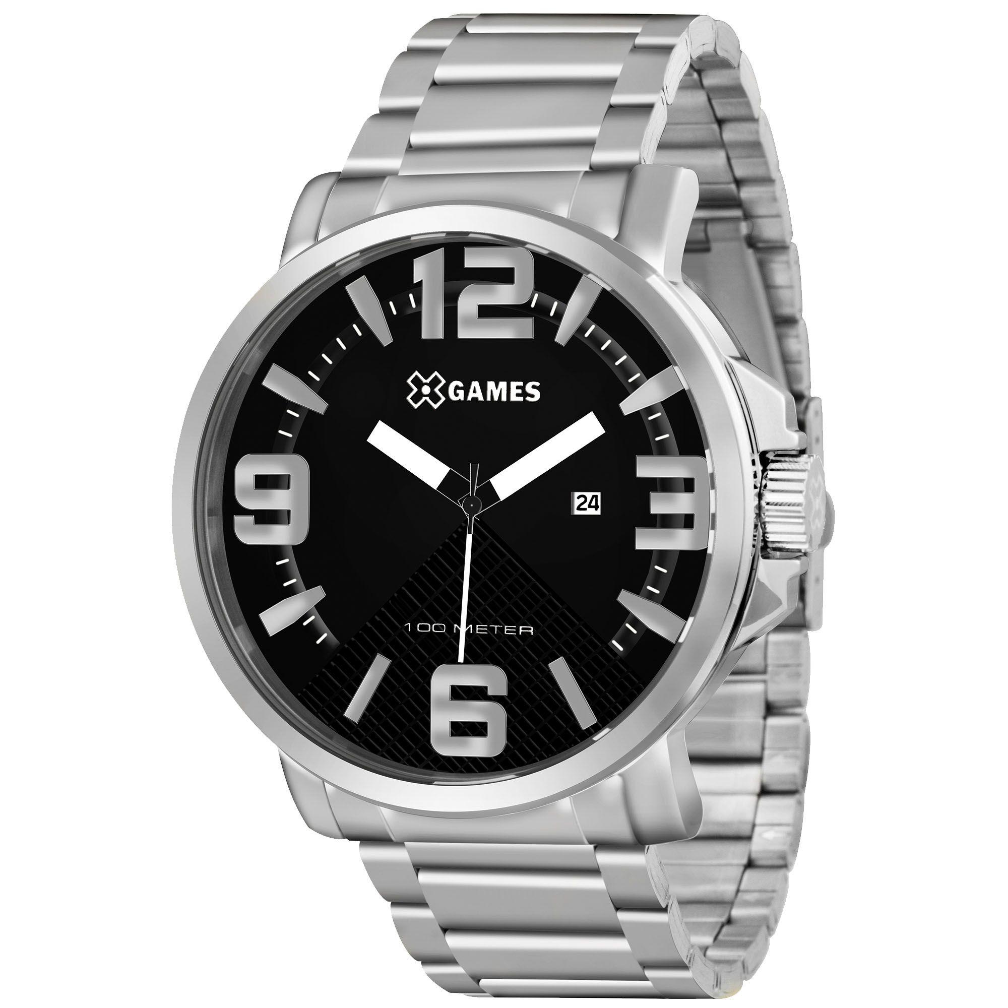 Relógio Masculino X Games XMSS1029 P2SX