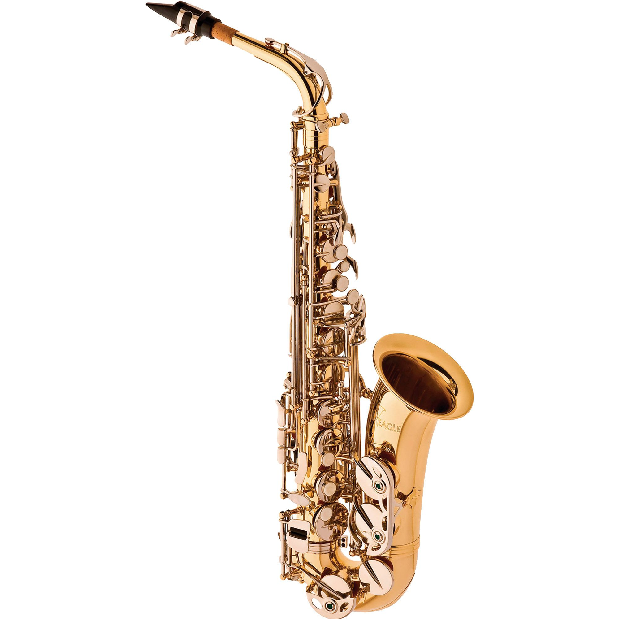 Saxofone Alto Eagle SA-500 LN