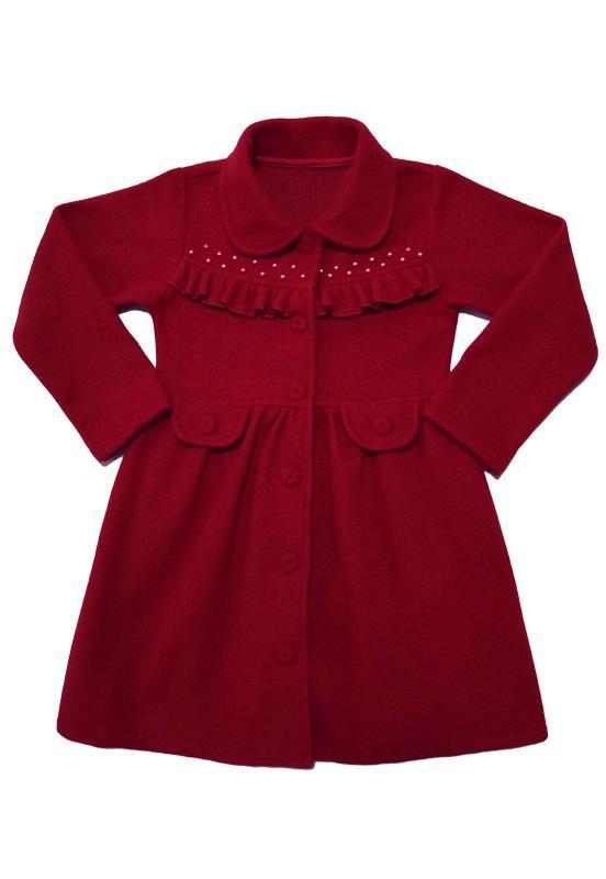 Casaco Infantil Vermelho