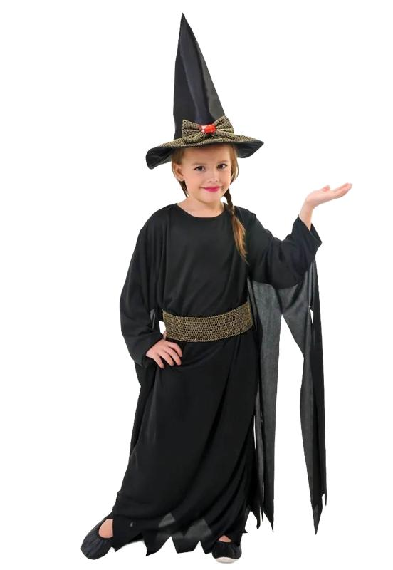 Fantasia Bruxa Feiticeira Halloween