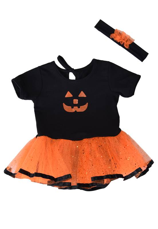 Fantasia Halloween Bebê