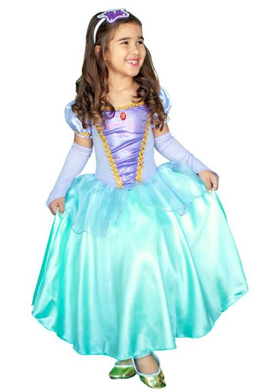 Fantasia Princesa do Mar