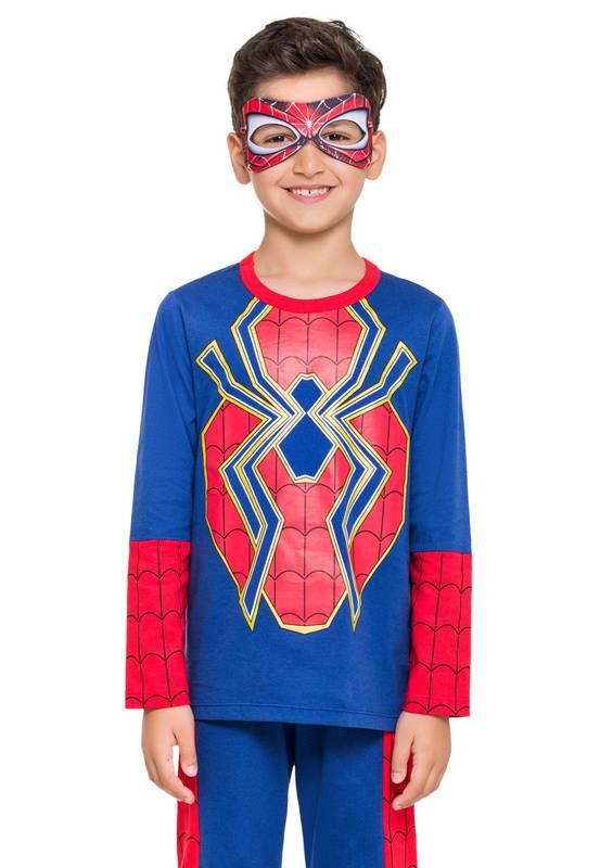 Pijama - Fantasia Homem Aranha