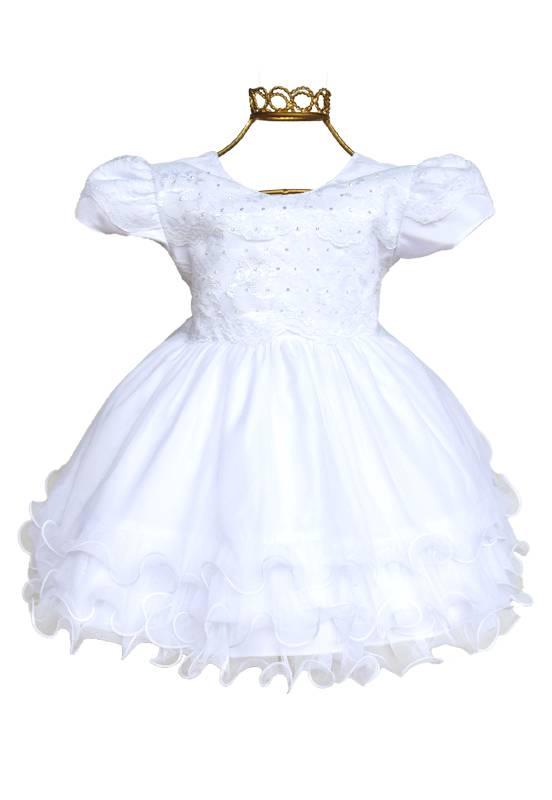 Vestido Branco Clássico