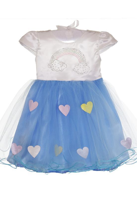 Vestido Chuva de Amor