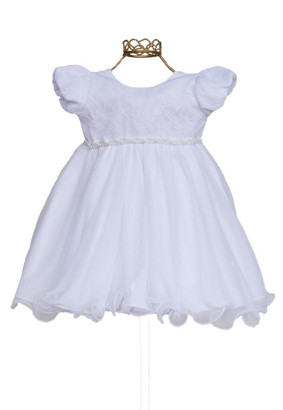 Vestido Festa Branco