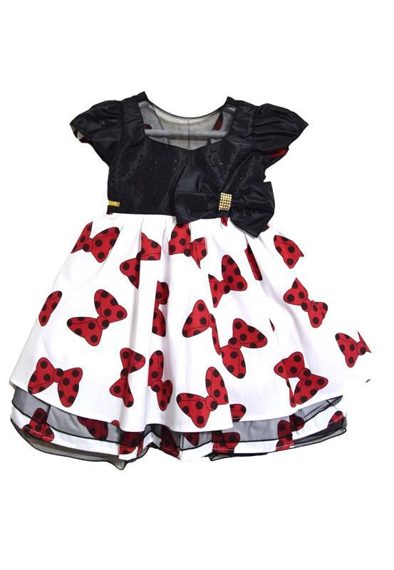 Vestido Minnie Lacinhos - 2