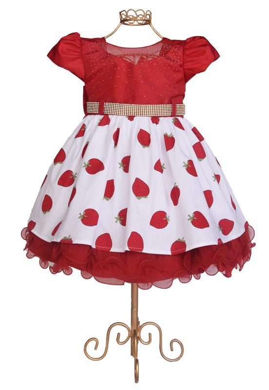 Vestido Moranguinho - 3