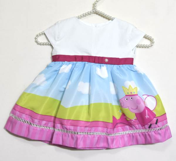 Vestido Peppa Pig - 1