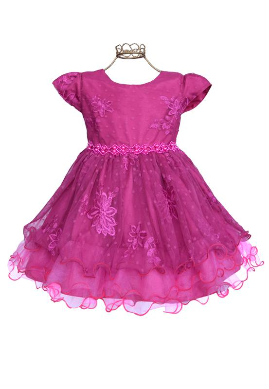 Vestido Pink Escuro