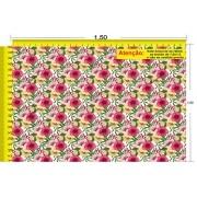 Tecido Temático - Floral 1,0x1,5 #34
