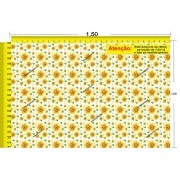 Tecido Temático - Floral 1,0x1,5 #37