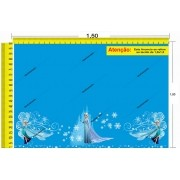 Tecido Temático - Frozen 1,0x1,5 #164