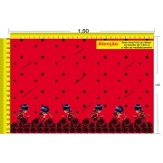 Tecido Temático - Ladybug 1,0x1,5 #44