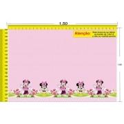 Tecido Temático - Minnie e Mickey Mouse 1,0x1,5 #71
