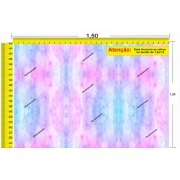 Tecido Temático - Tie Dye 1,0x1,5 #194