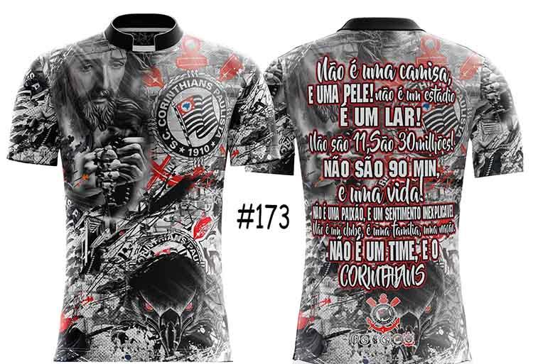 CAMISETA DE QUEBRADA TIMÃO ABENÇOADO  #173