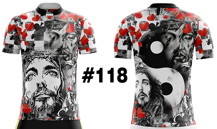 CAMISETA MASCULINA QUEBRADA JESUS TONY COUNTRY #118