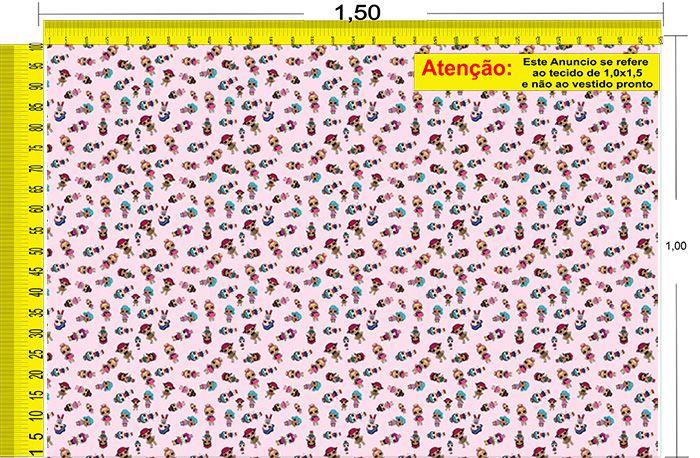 Tecido Temático - LOL 1,0x1,5 #63