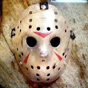 Mascara Jason Sexta 13 Original Hóquei Paintball Airsoft Pvc   Produto não relacionado