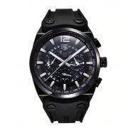 Relógio Benyar Black 2020 Original Masculino Militar Preto