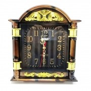 Relógio Parede Vintage Analógico Rústico Cozinha Sala Quarto