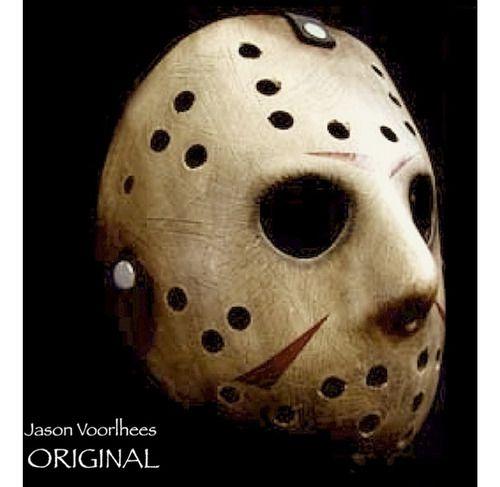 Máscara Jason Voorhees Original Hóquei Ver Detalhes No Video