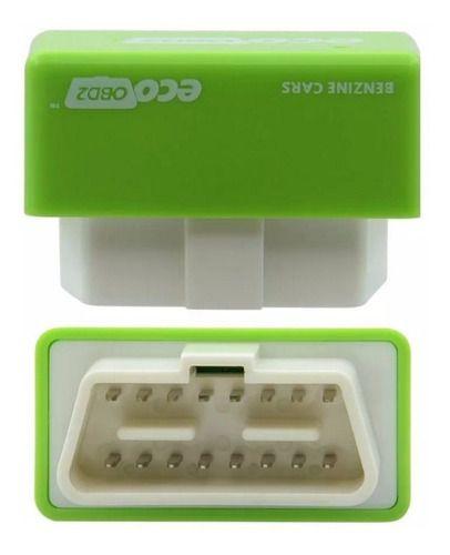 Chip Eco Obd2 Original Economiza Combustível Álcool Gasolina