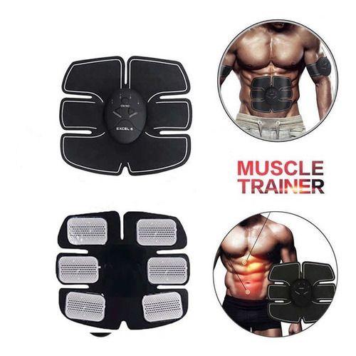 Aparelho Tonificador Muscular Queima Gordura Abdominal 6 Ems