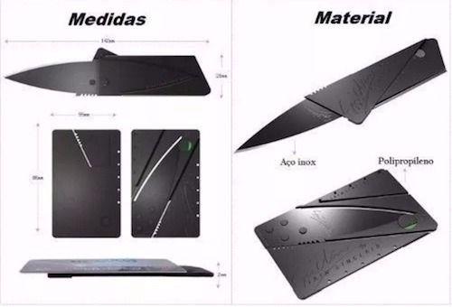 Estilingue Atiradeira Profissional Bodoque + Cartão Canivete