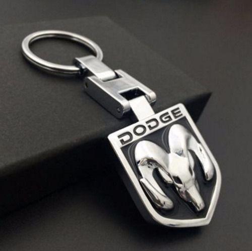 Chaveiro Dodge Ram Original Aço 2018 Bonde Bodona Logo 2008