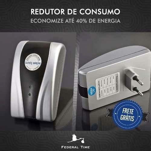 5 Redutor Consumo Energia Economiza Saving Box Veja O Vídeo