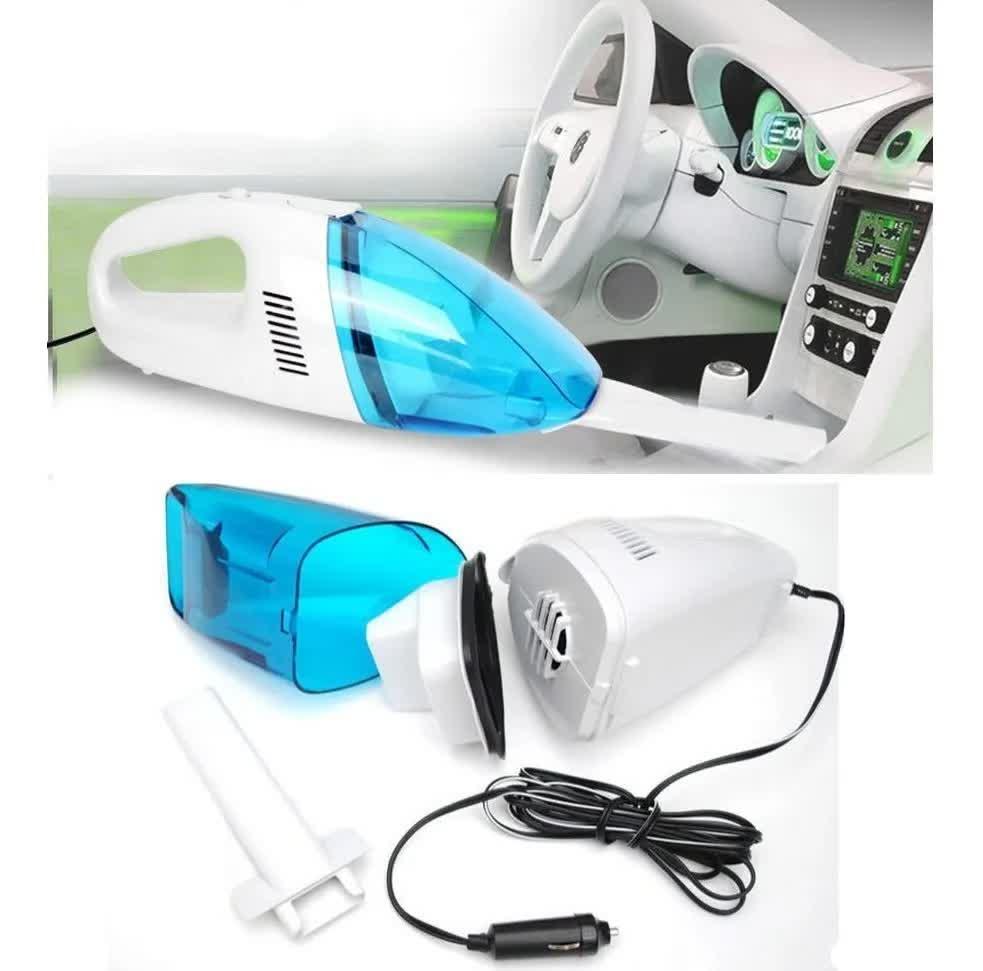 Aspirador Portátil Automotivo Veicular Pó Líquido 12v Carro