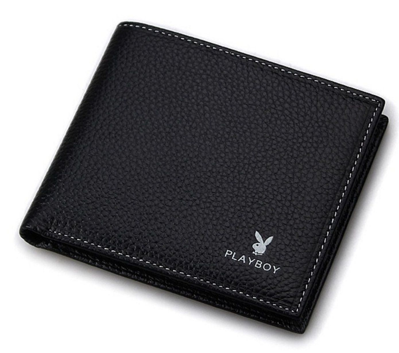 Carteira Masculina Executiva Couro PlayBoy Business wallet