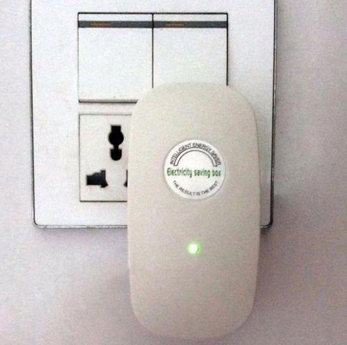 Kit 02 Aparelho Redutor Consumo Energia Elétrica Saving Box