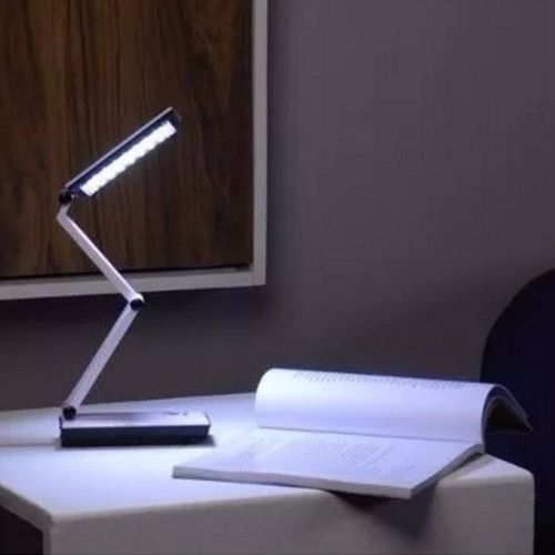 Luminária De Mesa 24 Leds Bateria Abajur Sem Fio Articulada