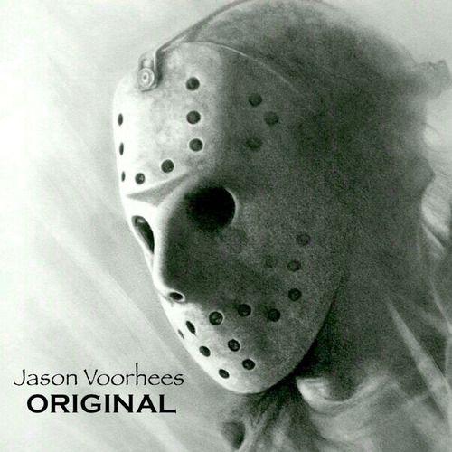 Máscara Jason Original Igual Filme Hóquei Dura Forte (video)