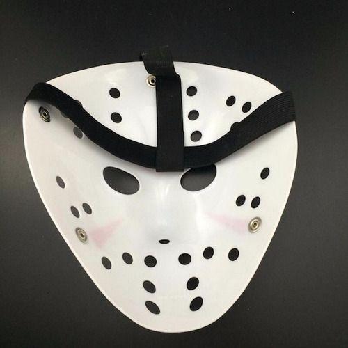 Mascara Jason Original Sexta Feira 13 Real + Cartão Canivete