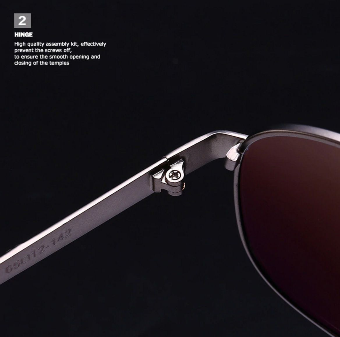 Óculos De Sol Masculino Mercedes Benz Polarizado Uv Vermelho
