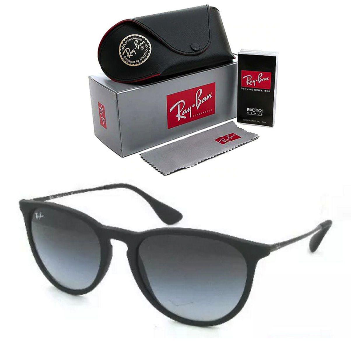 Óculos de Sol Ray Ban RB4171 Erika Primeira Linha Suíça