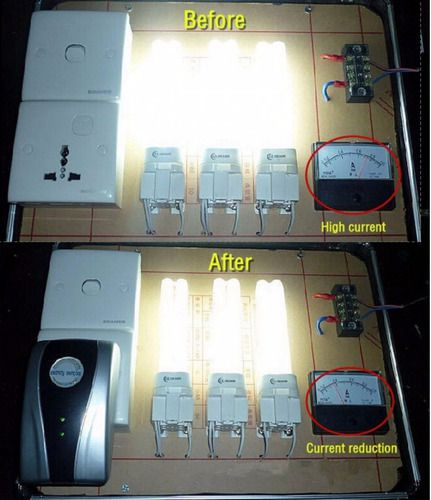 Saving Box Redutor Consumo De Economia De Energia Veja Vídeo