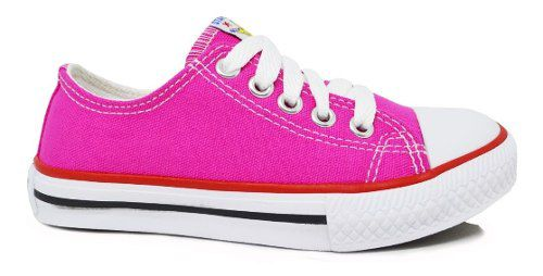Tênis Infantil Starzinho Sarja Pink