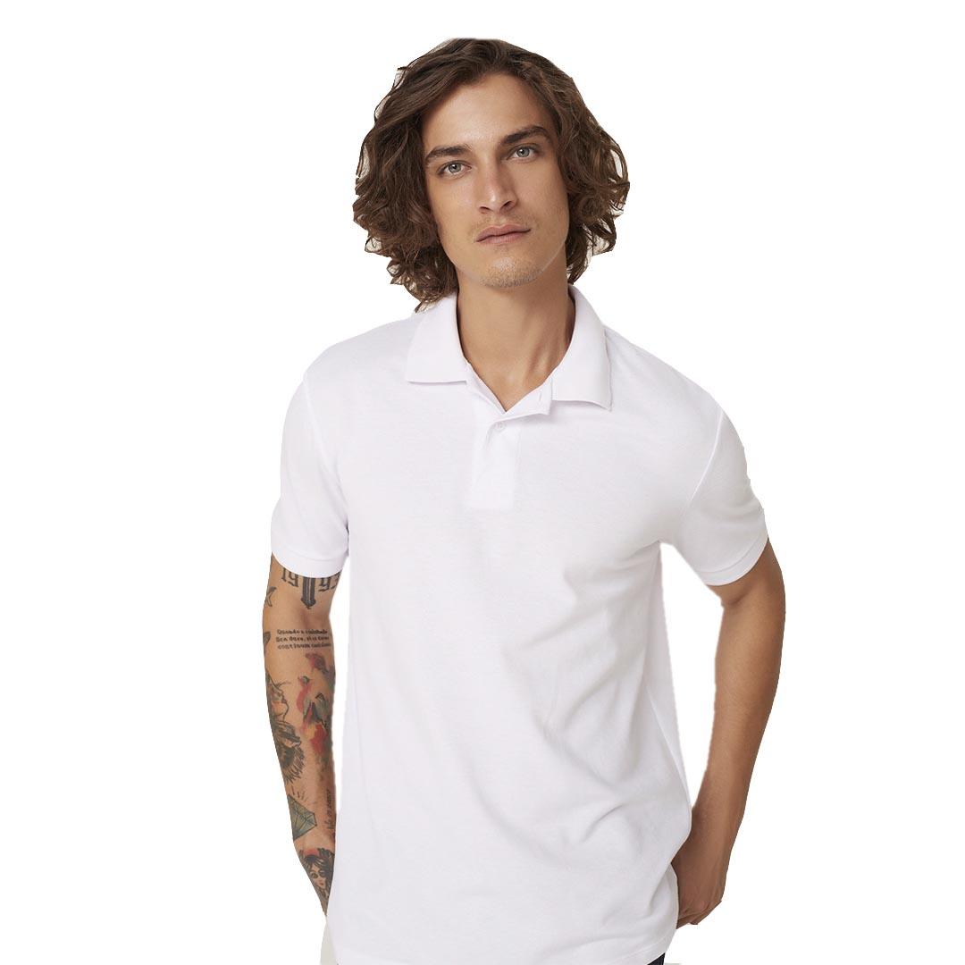 Camisa Polo Masculina Hering N3A7