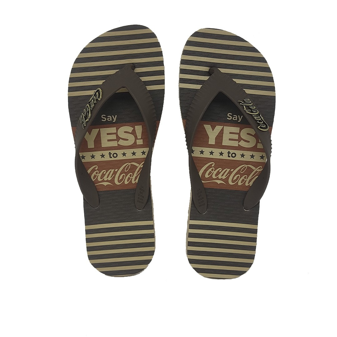 Chinelo Coca Cola Say Yes Masculino