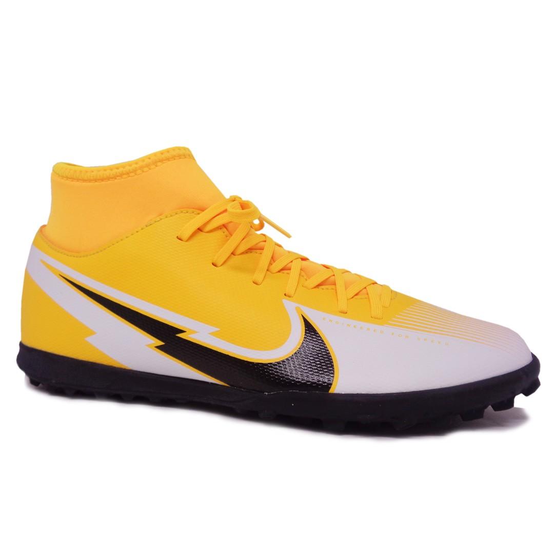 Chuteira Society Masculina Nike Supefly 7 Club TF