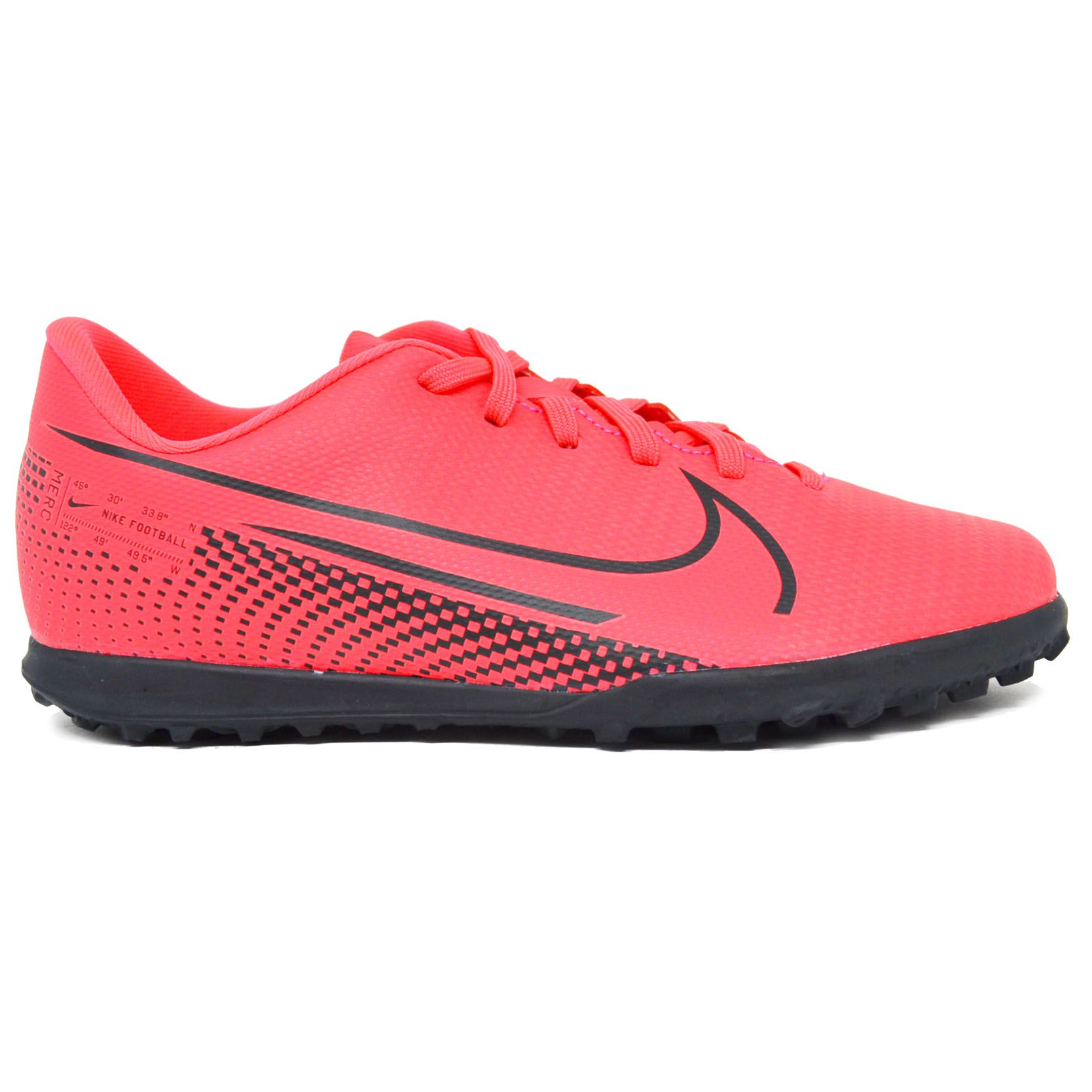 Chuteira Society Nike Mercurial JR Vapor 13 Club TF