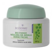 BIO-FANGO MÁSCARA DE ARGILA VERDE FACIAL - 200 g