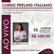 CURSO DE PEELING ITALIANO