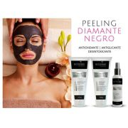 KIT PEELING DE DIAMANTE NEGRO