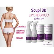 KIT LIPOTÉRMICO SCULP 3D